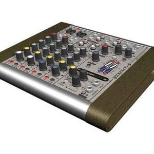 Console de mixage Analogique Soundcraft Compact 4
