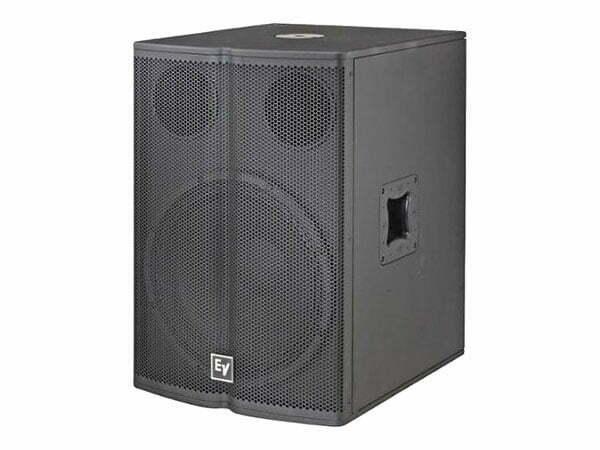 Enceinte active Electro-Voice Sub Grave TX11 - Location de matériels son, sonorisation, lumière et vidéo en Aveyron