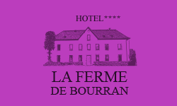 LogoLaFermeDeBourran