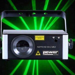 Laser Power Lighting  Neptune 50G MK2