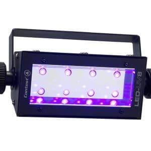 Projecteur Lumière Noire Contest LED UV8