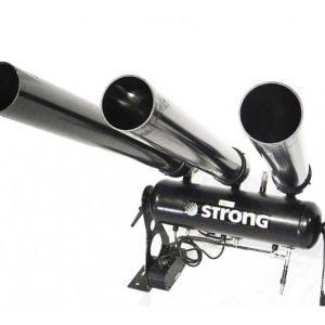 Canon à confettis STRONG PRO très puissant