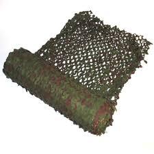 Filet de camouflage vert